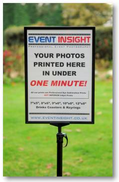 clever little photography tricks and tips event marketing signage